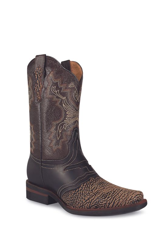 BROWN BOOT 2729527 -  6.5