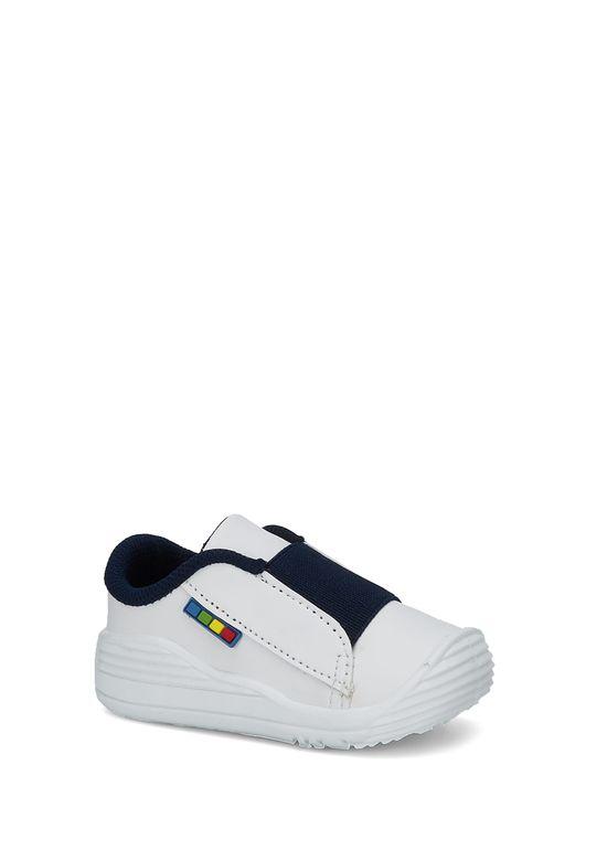 WHITE SLIP ON 2743721 - 3.5