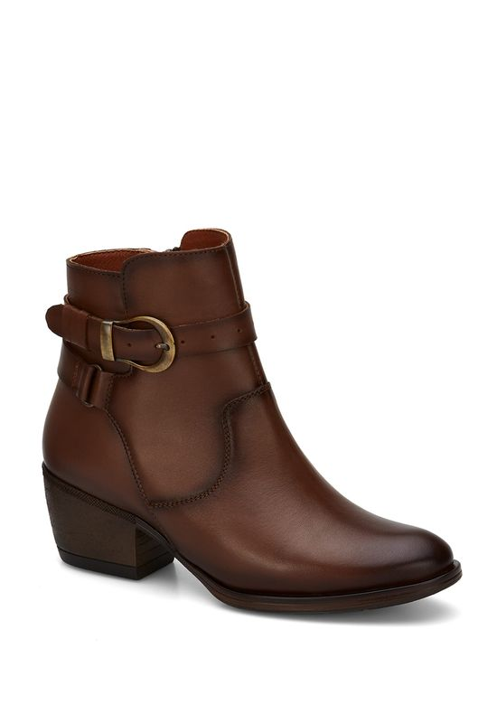 BROWN BOOT 2744421 -  5