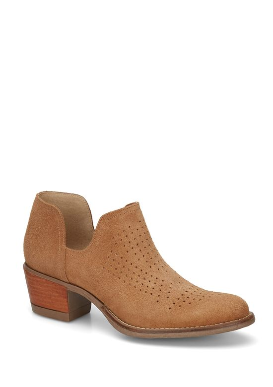 BROWN BOOT 2745084 -  5.5