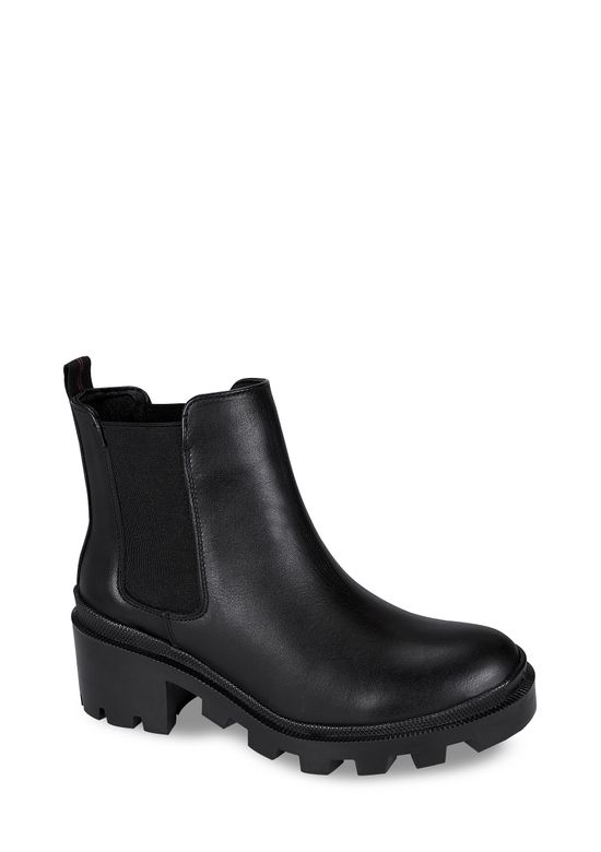 BLACK ANKLE BOOT 2745985 -  6