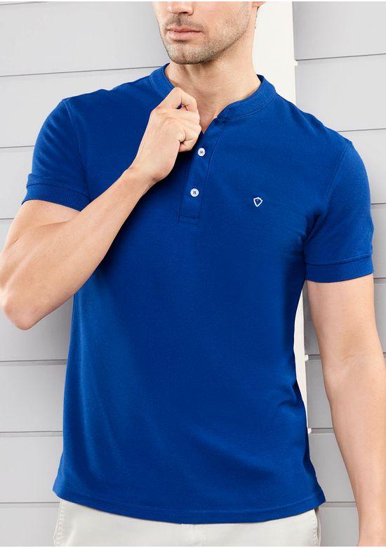 BLUE POLO T-SHIRT 1479195 - LRG