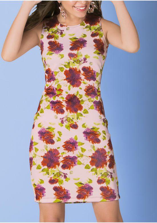 MULTICOLOR DRESS 1406214 - SMA