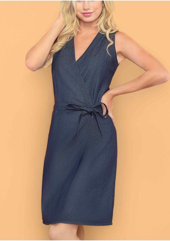 BLUE DRESS 1407037 - LRG