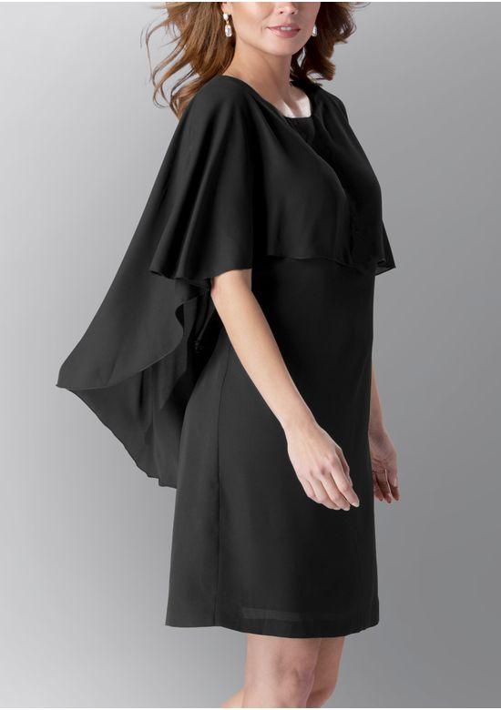 BLACK DRESS 1420050 - SMA