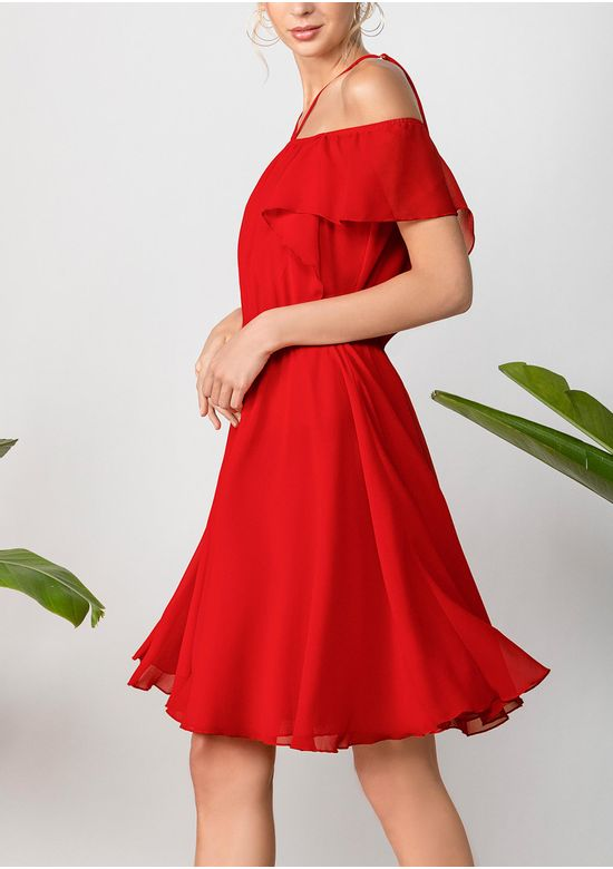 RED DRESS 1426892 - SMA