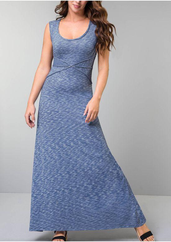 BLUE DRESS 1430233 - SMA