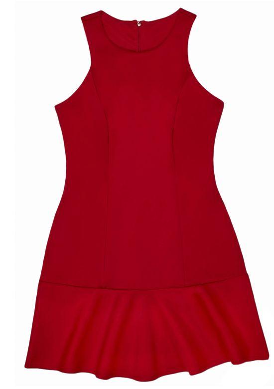 RED DRESS 1431391 - XS