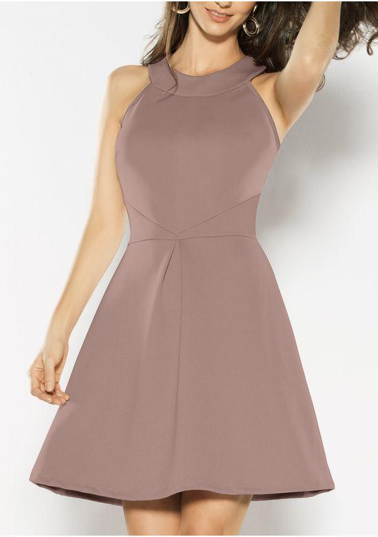 PINK DRESS 1352757 - XS