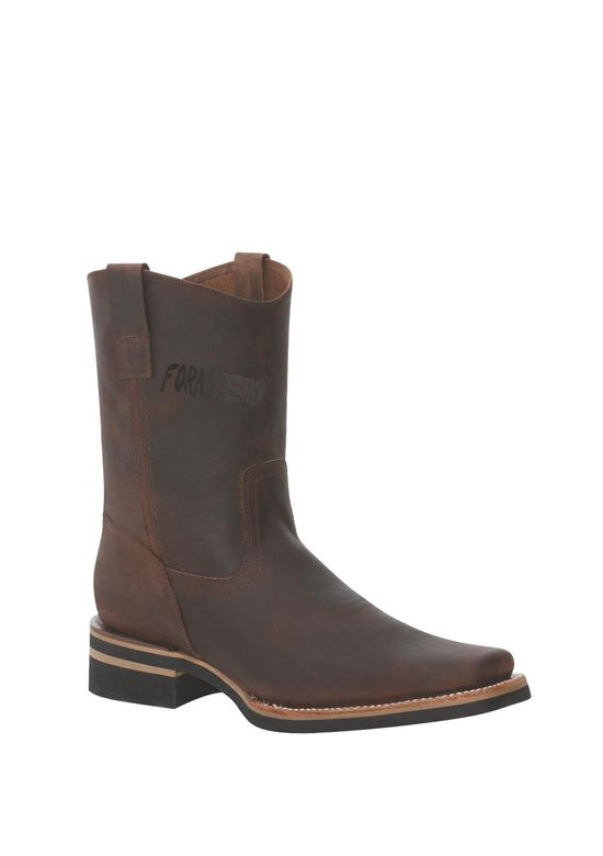 BROWN BOOT 2650227 -  6
