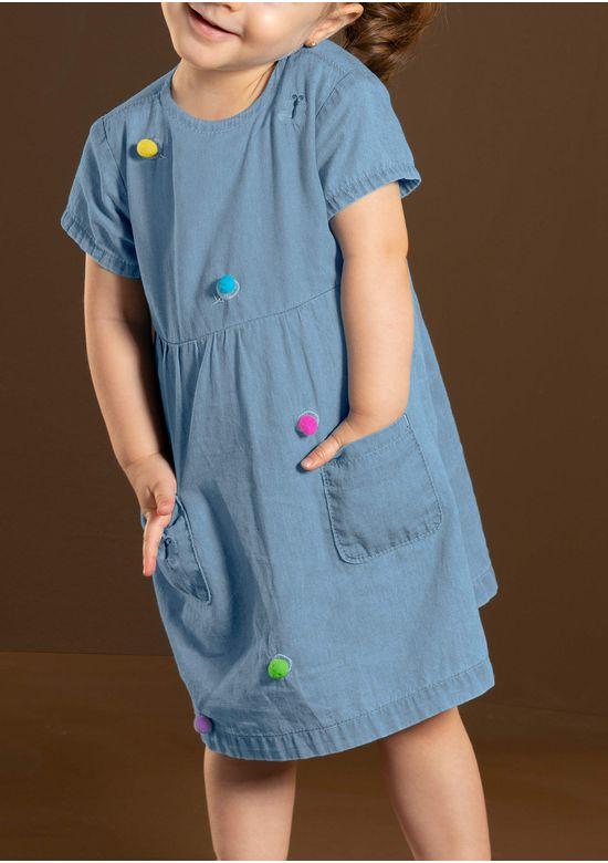 BLUE DRESS 1473599 - 6M
