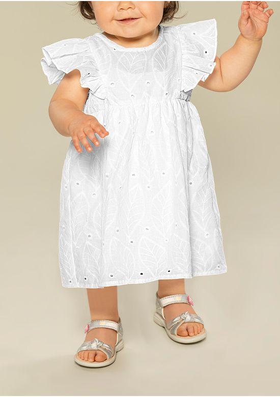 WHITE DRESS 1473896 - 6M