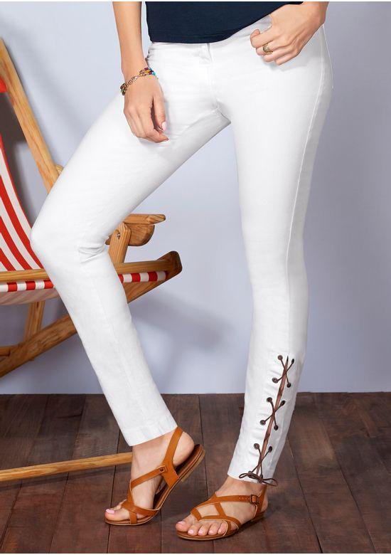 WHITE PANTS 1358254 - 9