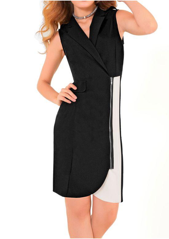 BLACK DRESS 1116656 - XS