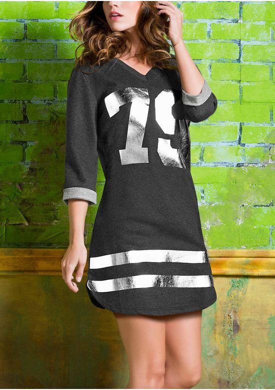 GRAY DRESS 1164831 - XS