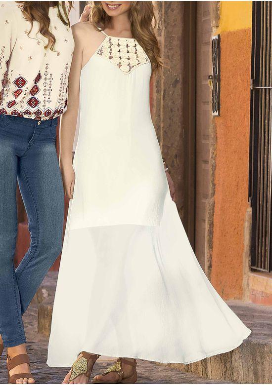 IVORY DRESS 1269314 - XS