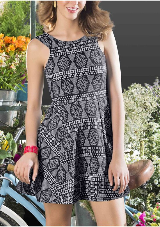 BLACK DRESS 1309935 - XS
