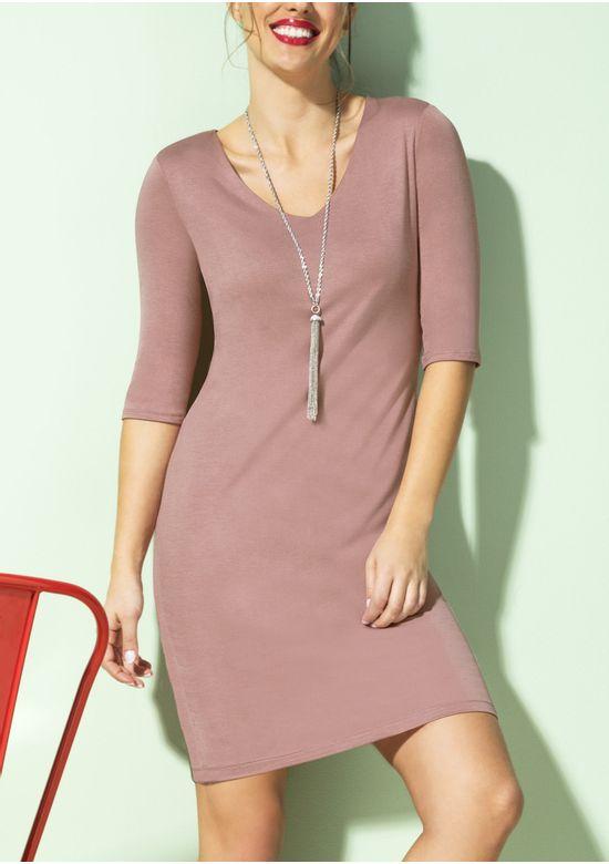 PINK DRESS 1362039 - XS