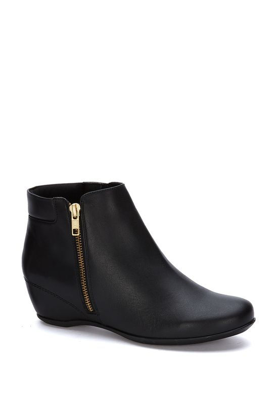 BLACK ANKLE BOOT 2805580 -  6