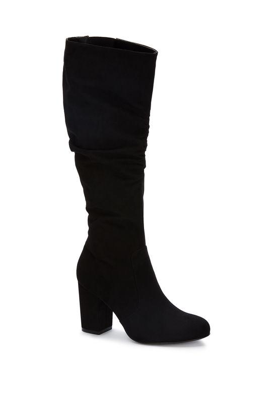 BLACK BOOT 2773964 -  6.5