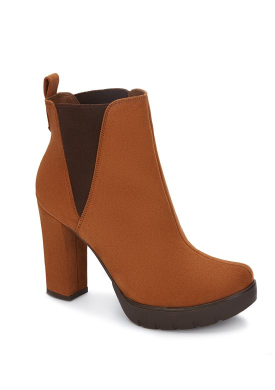 BROWN ANKLE BOOT 2803623 -  6