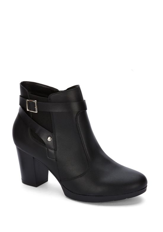 BLACK ANKLE BOOT 2774145 -  10