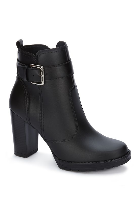 BLACK ANKLE BOOT 2802183 -  6