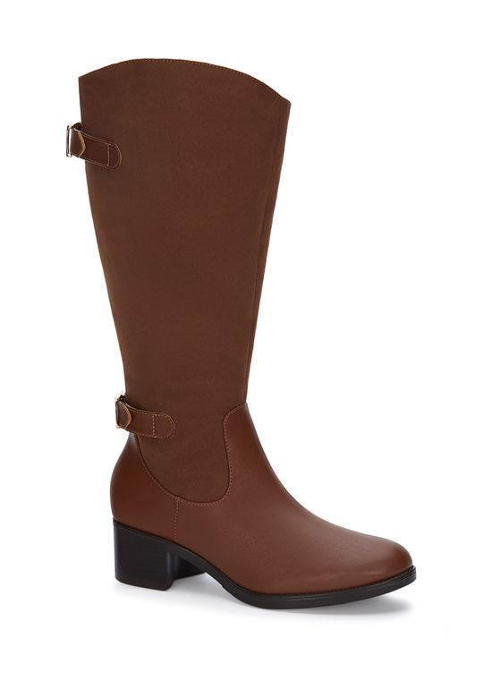 BROWN BOOT 2804224 -  5