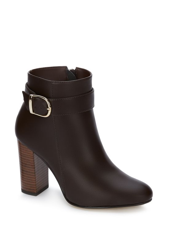 BROWN ANKLE BOOT 2804248 -  6