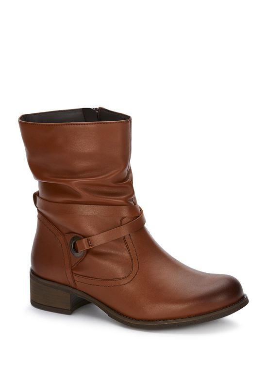 BROWN BOOT 2775203 -  5