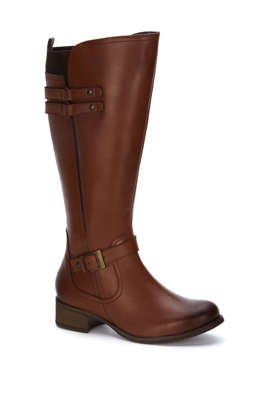 BROWN BOOT 2799049 -  5.5
