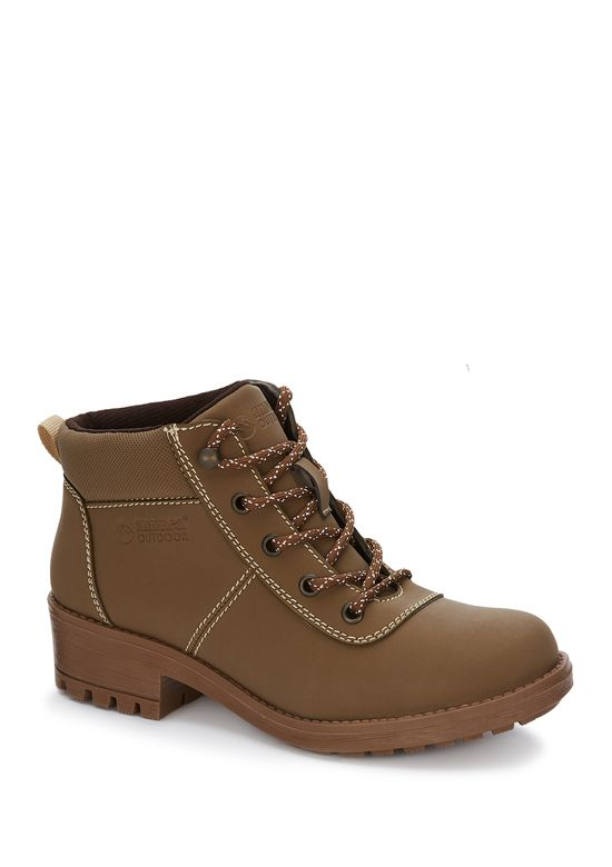 BROWN ANKLE BOOT 2778426 -  7