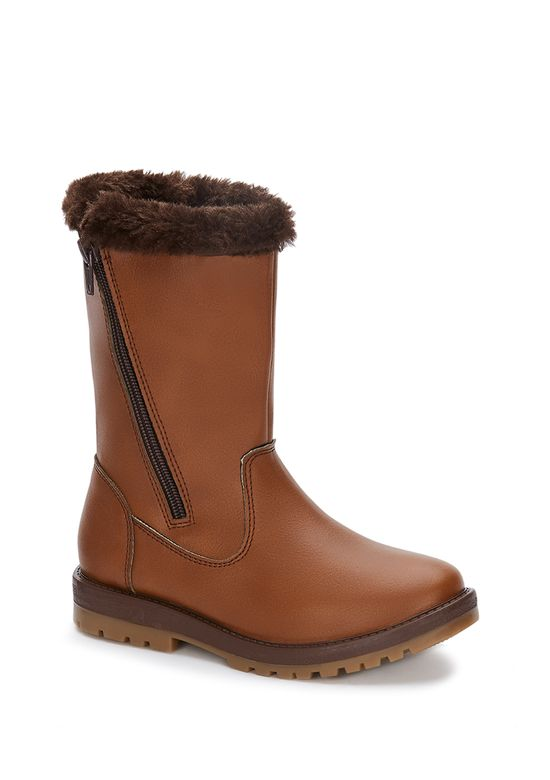 BROWN BOOT 2802343 -  12