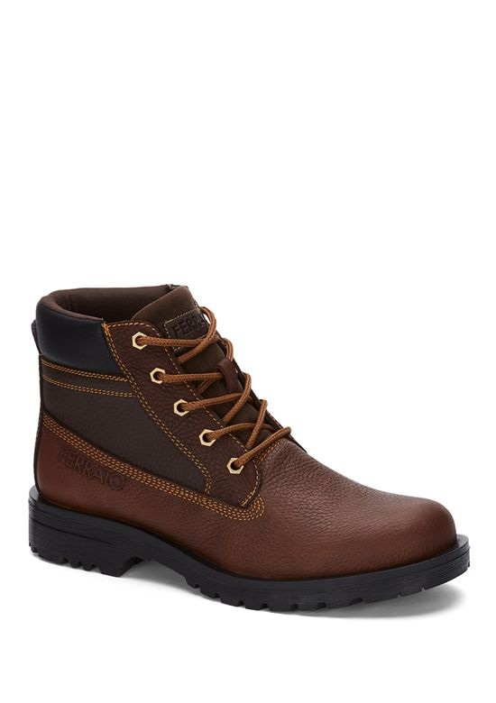DARK BROWN ANKLE BOOT 2803142 -  8