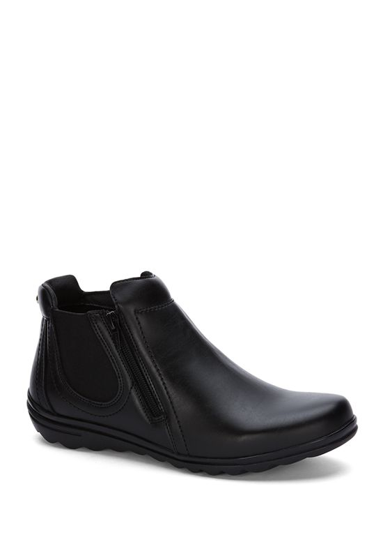 BLACK ANKLE BOOT 2804101 -  10