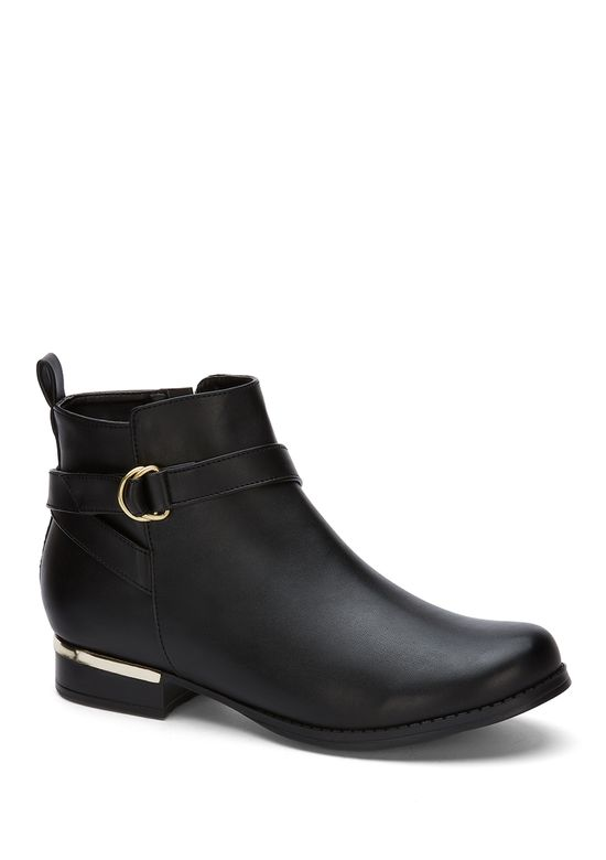 BLACK ANKLE BOOT 2814285 -  6