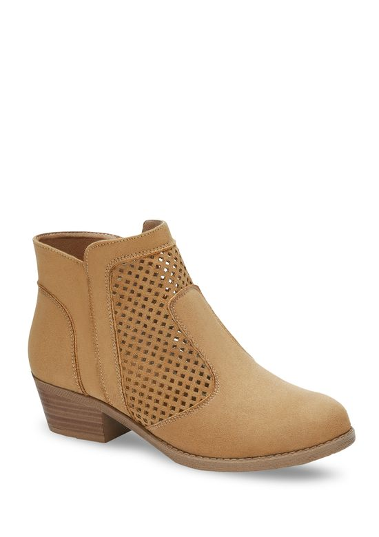 BROWN ANKLE BOOT 2853505 -  5.5