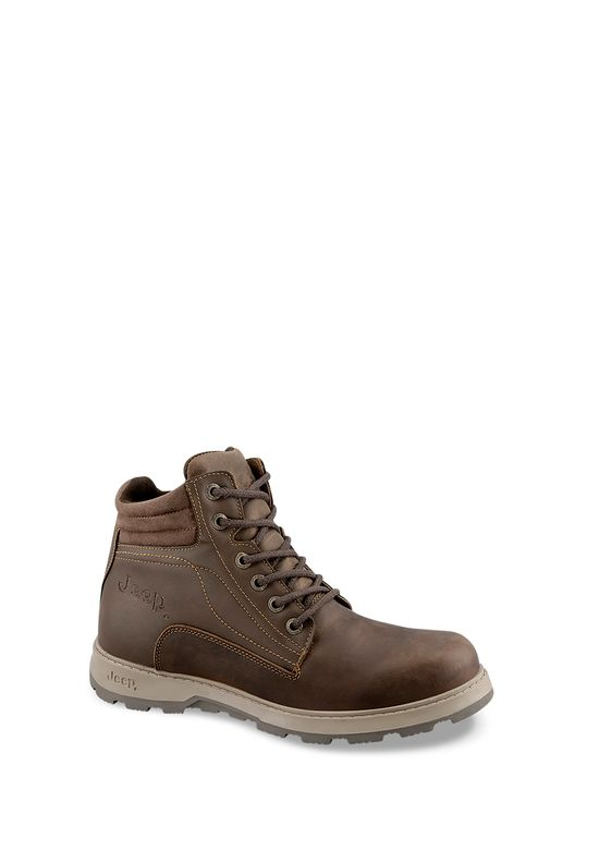 BROWN ANKLE BOOT 2909882 -  6