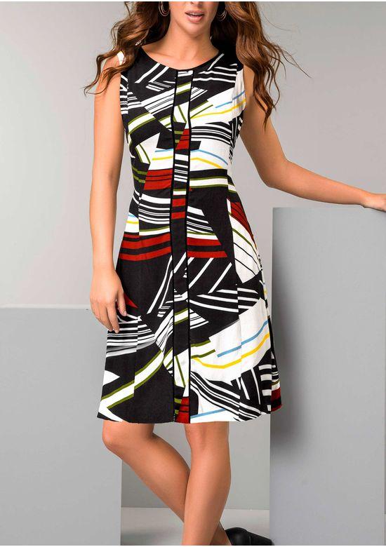 MULTICOLOR DRESS 1475777 - SMA