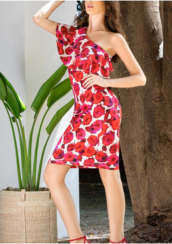 RED DRESS 2829548 - SMA