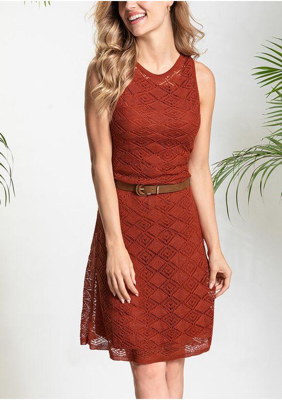 ORANGE DRESS 1503050 - SMA