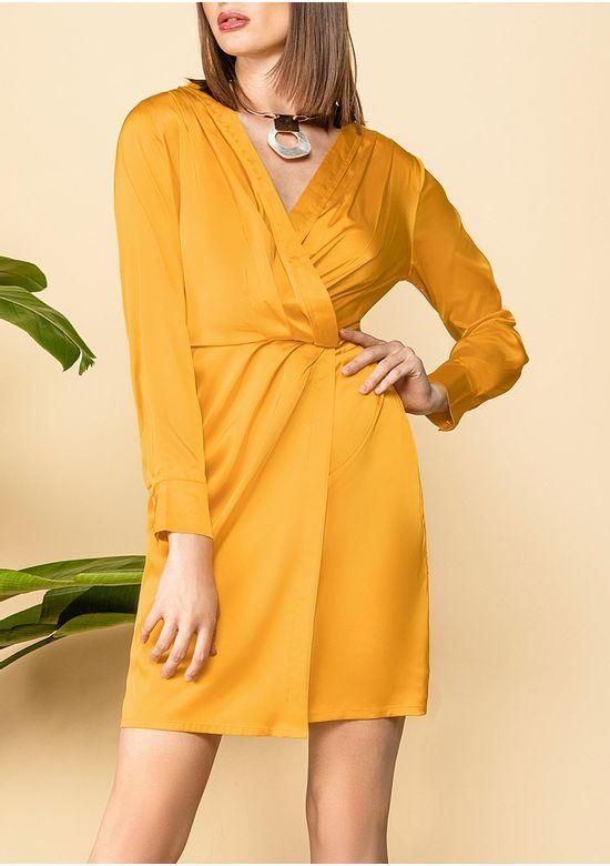 YELLOW DRESS 1514292 - SMA