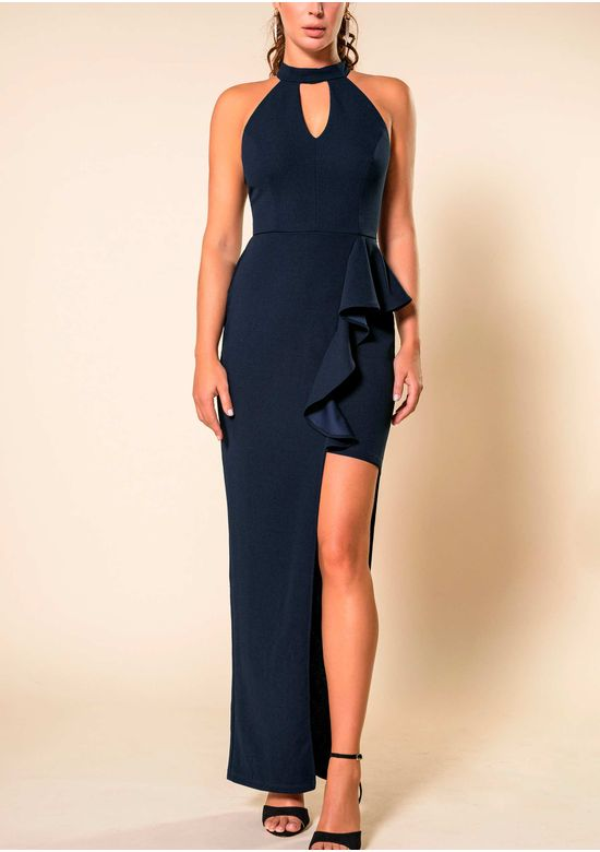 NAVY BLUE DRESS 1472196 - SMA