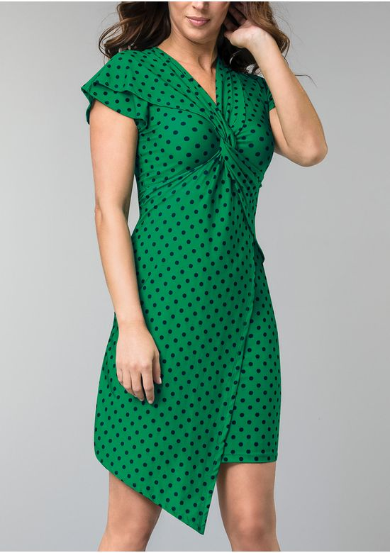 GREEN DRESS 1474497 - SMA