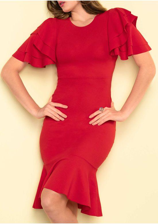 RED DRESS 1474312 - SMA