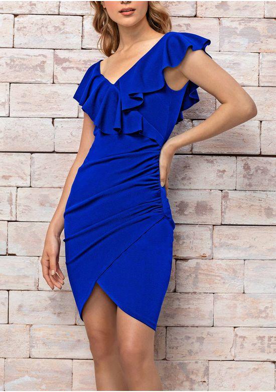 BLUE DRESS 2829586 - SMA