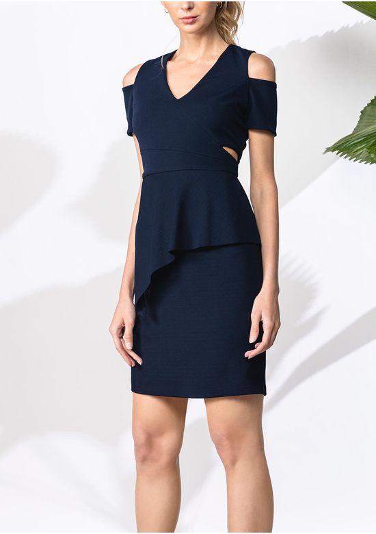 BLUE DRESS 1502930 - SMA