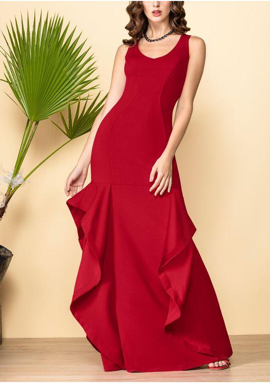 RED DRESS 1503654 - SMA
