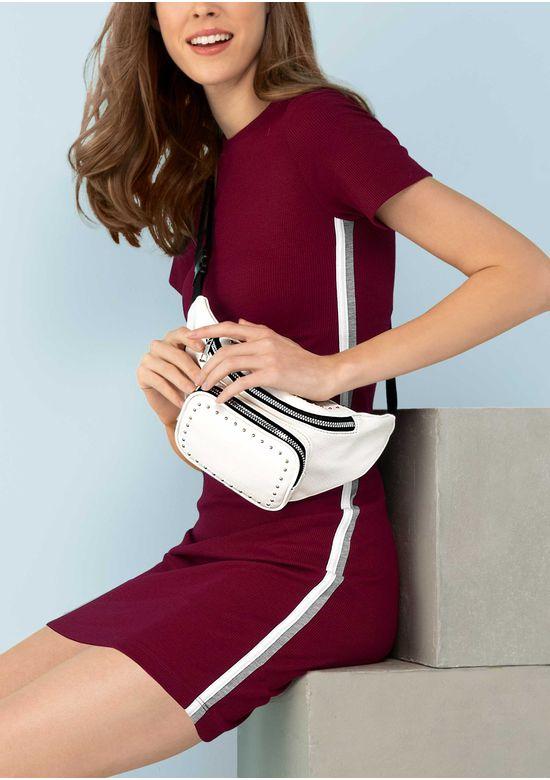 BURGUNDY DRESS 1460612 - XXL