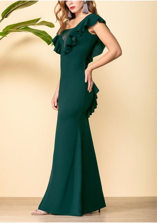 GREEN DRESS 1504675 - SMA